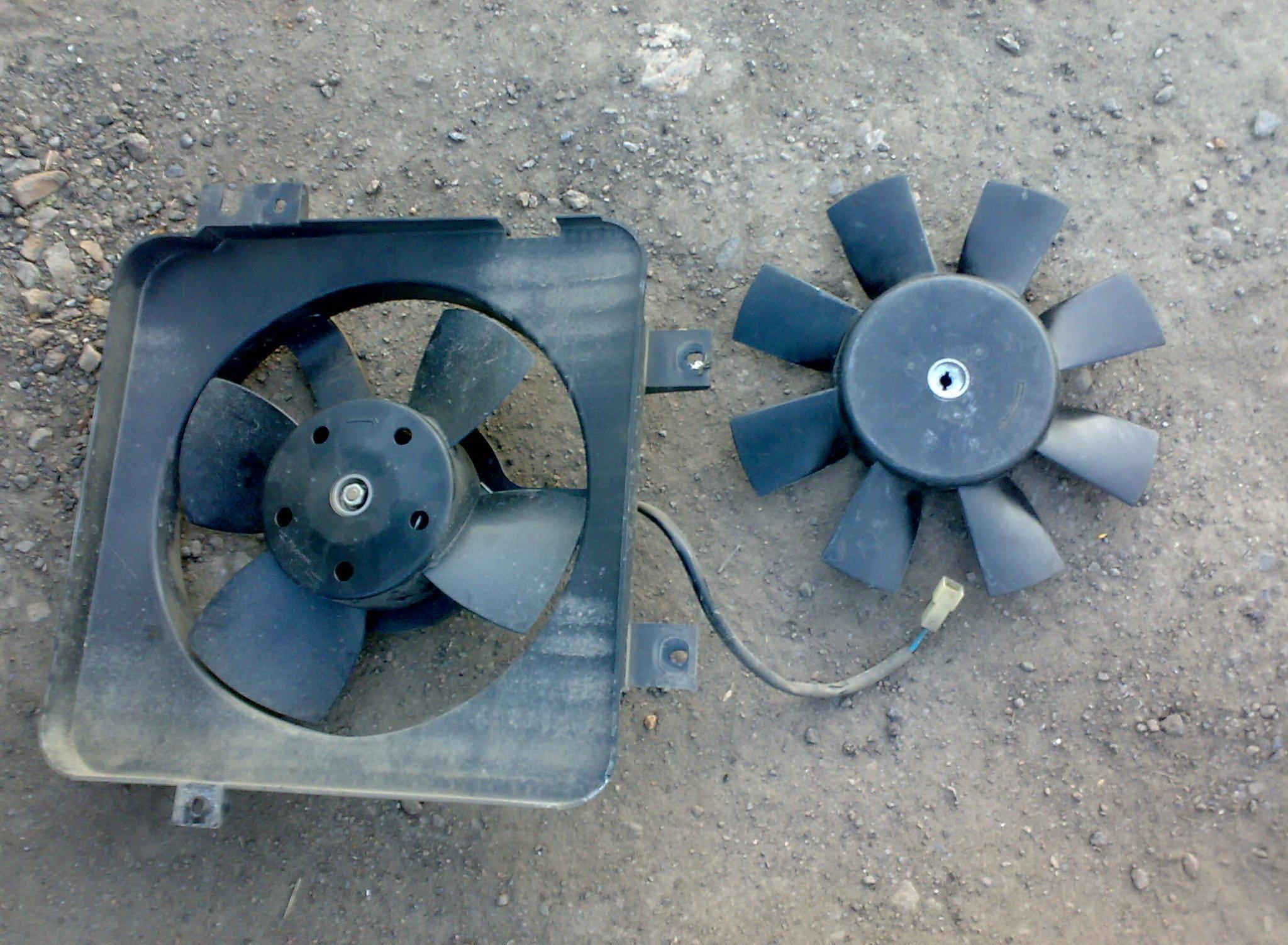 Вентилятор ваз 2110 ремонт своими руками