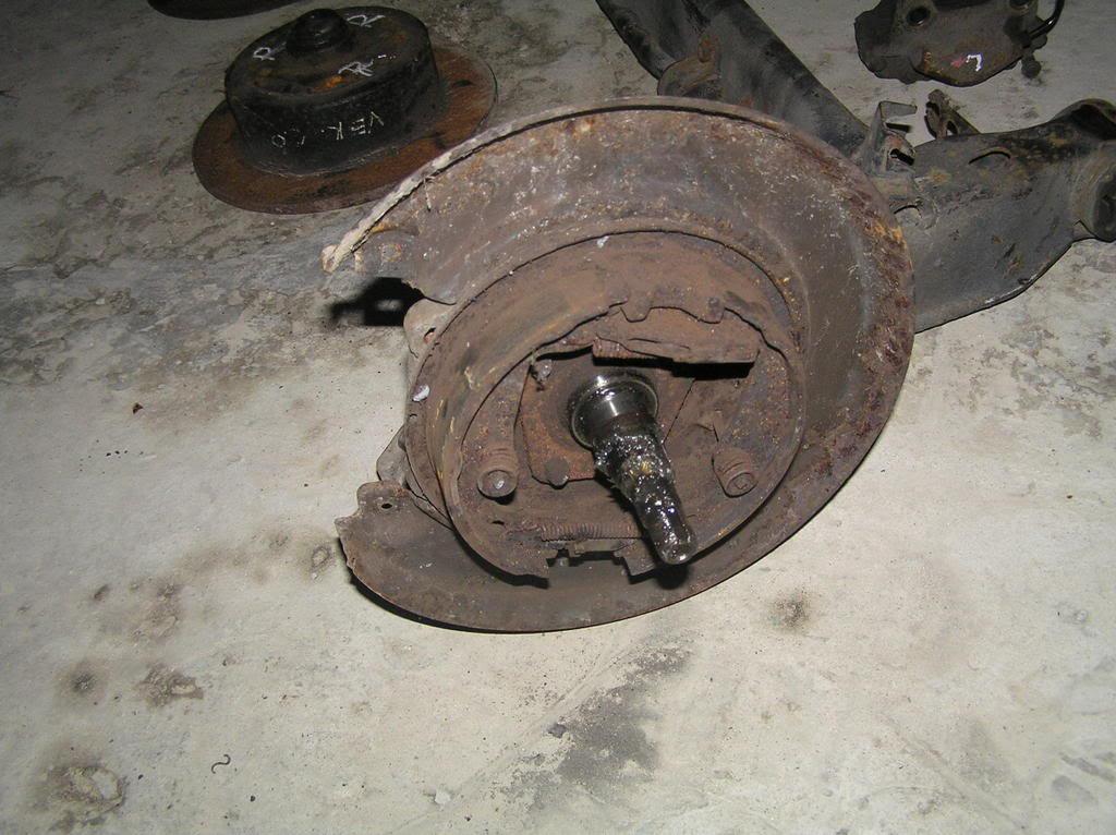chevrolet lanos поменять дисковые тормоза